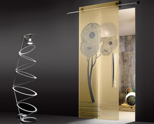 design porte a vetro